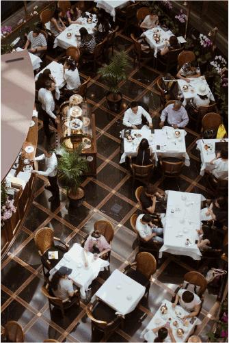 Restauration en gestion hôtelière