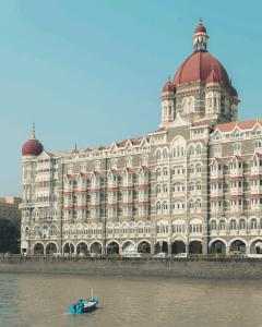 Gestion hôtelière Taj Mahal Palace Hotel
